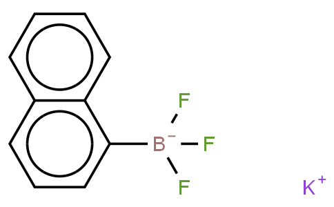 Potassium (1-naphthalene)trifluoroborate