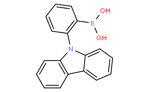 2-(9H-carbazol-9-yl)phenylboronic acid