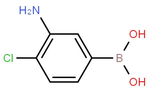 3-Amino-4-chlorophenylboronic acid