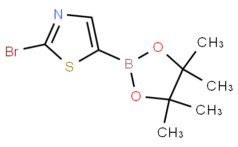 2-Bromothiazole-5-boronic acid pinacol ester