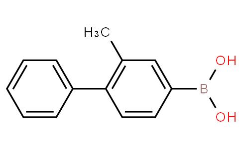 3-Methyl-4-phenylphenylboronic acid