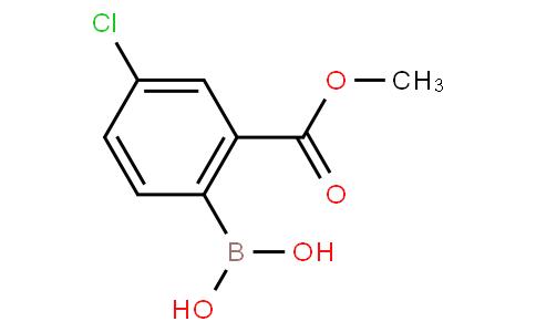 4-Chloro-2-(methoxycarbonyl)phenylboronic acid