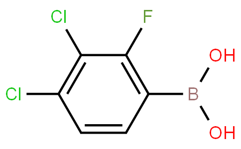 3,4-Dichloro-2-fluorophenylboronic acid