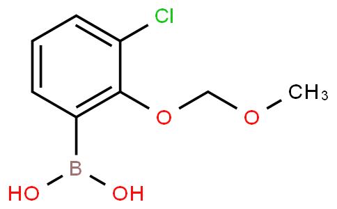 3-Chloro-2-(methoxymethoxy)phenylboronic acid