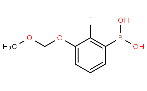 2-Fluoro-3-(methoxymethoxy)phenylboronic acid