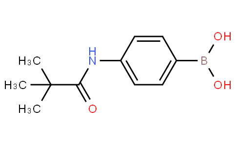 4-(Tert-butylcarbonylamino)phenylboronic acid