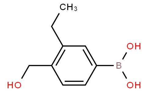 3-Ethyl-4-(hydroxymethyl)phenylboronic acid