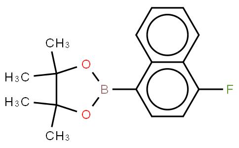 4-Fluoronaphtalene-1-boronic acid pinacol ester