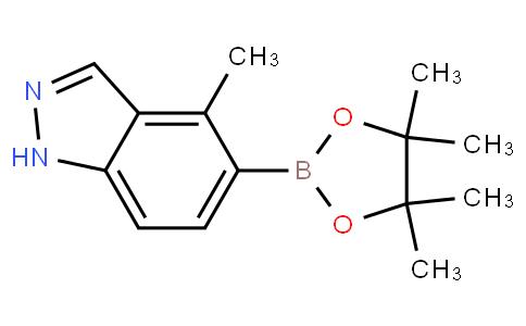4-Methyl-1H-indazole-5-boronic acid pinacol ester
