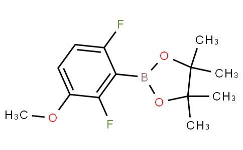 2,6-Difluoro-3-methoxyphenylboronic acid pinacol ester