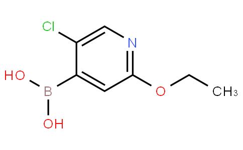 5-Chloro-2-ethoxypyridine-4-boronic acid