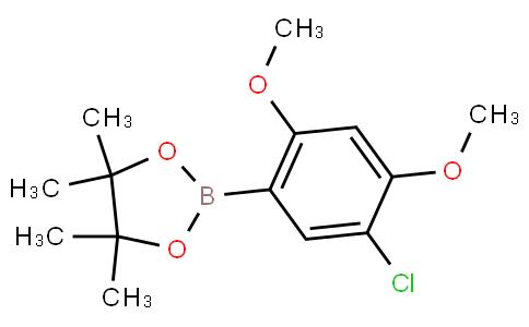 5-Chloro-2,4-dimethoxyphenylboronic acid pinacol ester