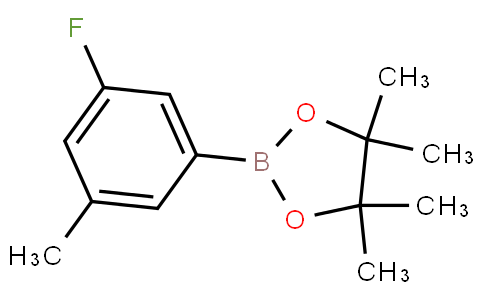 3-Fluoro-5-methylphenylboronic acid pinacol ester