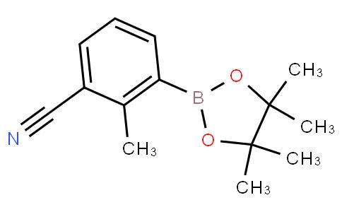 3-Cyano-2-methylphenylboronic acid pinacol ester