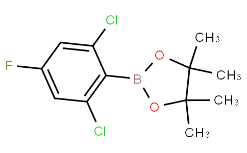 2,6-Dichloro-4-fluorophenylboronic acid pinacol ester
