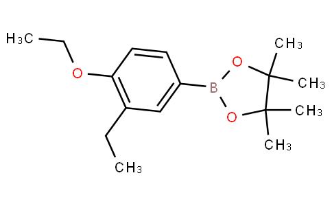 4-Ethoxy-3-ethylphenylboronic acid pinacol ester