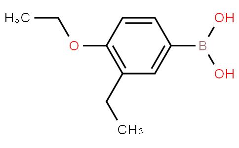 4-Ethoxy-3-ethylphenylboronic acid