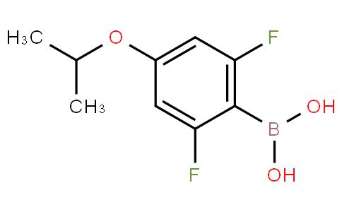2,6-Difluoro-4-isopropyloxyphenylboronic acid
