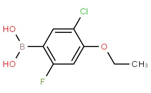 5-Chloro-4-ethoxy-2-fluorophenylboronic acid