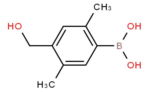 2,5-Dimethyl-4-hydroxymethylphenylboronic acid