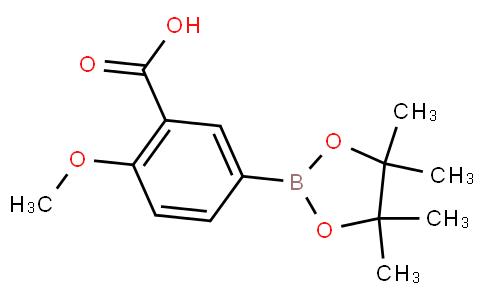 3-Carboxy-4-methoxyphenylboronic acid pinacol ester
