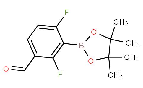 2,6-Difluoro-3-formylphenylboronic acid pinacol ester