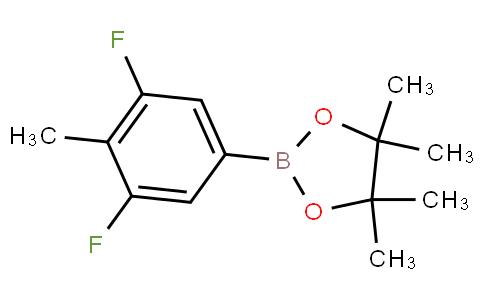 3,5-Difluoro-4-methylphenylboronic acid pinacol ester