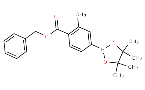 4-(Benzyloxycarbonyl)-3-methylphenylboronic acid pinacol ester