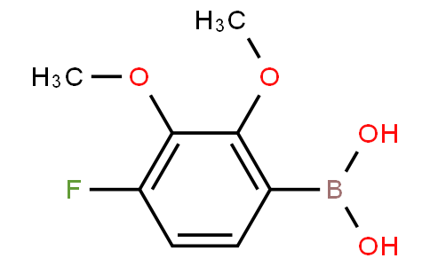 2,3-Dimethoxy-4-fluorophenylboronic acid