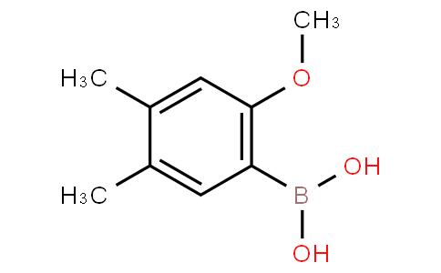 4,5-Dimethyl-2-methoxyphenylboronic acid