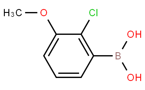 2-Chloro-3-methoxyphenylboronic acid