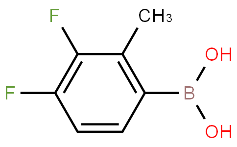 3,4-Difluoro-2-methylphenylboronic acid