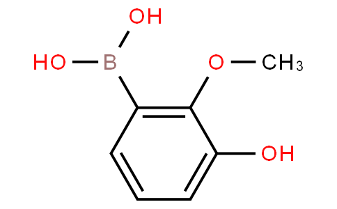 3-Hydroxy-2-methoxyphenylboronic acid