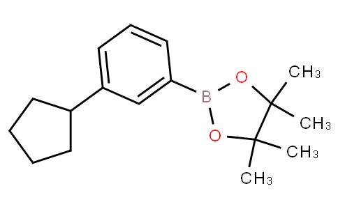 3-Cyclopentylphenylboronic acid pinacol ester