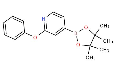 2-Phenoxypyridine-4-boronic acid pinacol ester