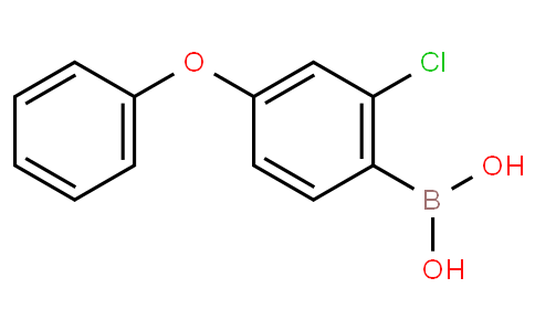 2-Chloro-4-(phenoxy)phenylboronic acid