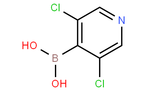 3,5-Dichloropyridine-4-boronic acid