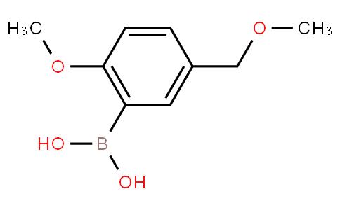 2-Methoxy-5-(methoxymethyl)phenylboronic acid