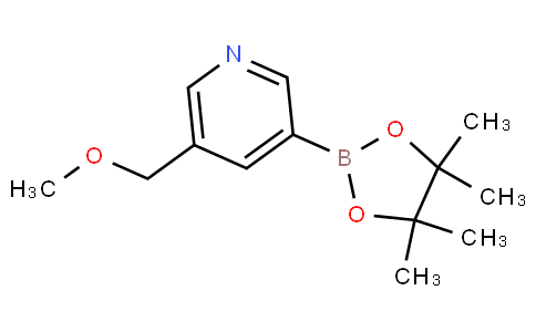 5-(methoxymethyl)pyridine-3-boronic acid pinacol ester
