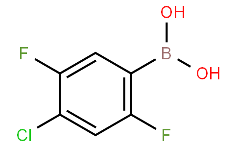 4-Chloro-2,5-difluorophenylboronic acid