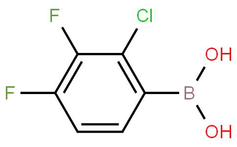 2-Chloro-3,4-difluorophenylboronic acid