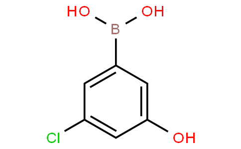 3-Chloro-5-hydroxyphenylboronic acid