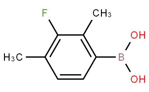 3-Fluoro-2,4-dimethylphenylboronic acid