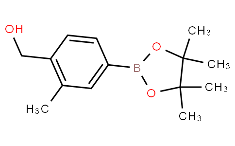 4-(Hydroxymethyl)-3-methylphenylboronic acid pinacol ester