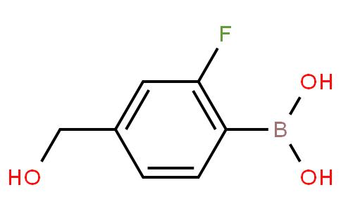 2-Fluoro-4-hydroxymethylphenylboronic acid