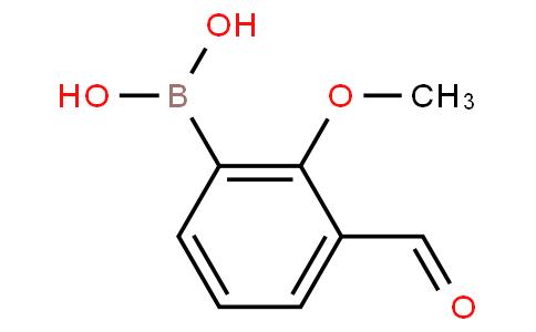 3-Formyl-2-methoxyphenylboronic acid