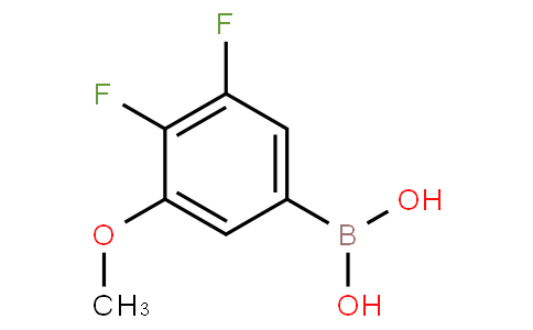 3,4-Difluoro-5-methoxyphenylboronic acid