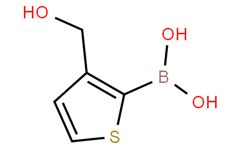 3-(Hydroxymethyl)thiophene-2-boronic acid