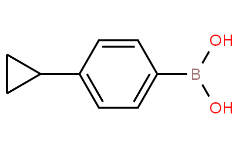 4-Cyclopropylphenylboronic acid