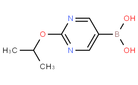 2-Isopropoxy-5-pyrimidineboronic acid